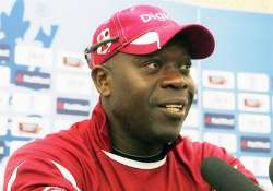 tri series west indies starting to shape up well says gibson