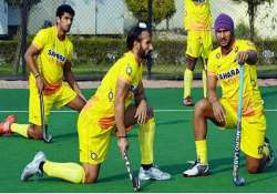 india draw tough opponents in champions trophy hockey
