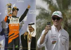 double points finish at chinese gp puts force india at top 3