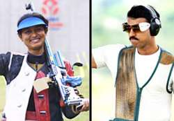 london olympics dreams over for shooters rathore anjali