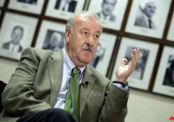 euro 2012 del bosque looking for another trophy
