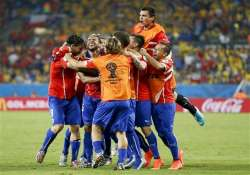 fifa world cup chile beats australia by 3 1