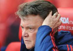 van gaal raises prospect of quitting after man utd s 4th