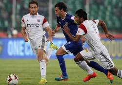 isl chennaiyin northeast engaged in an exciting 2 2 draw