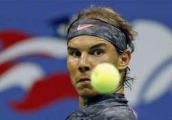 us open 2015 rafael nadal deals with dehydration bad stomach