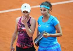 sania cara in third round of french open