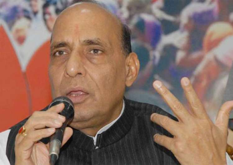 rajnath singh all set for another term as bjp chief- India Tv