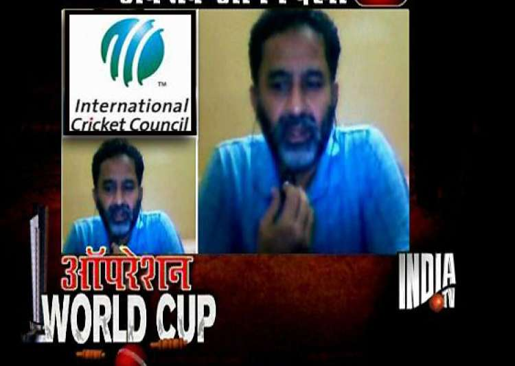 icc requests india tv to hand over umpire sting video for probe- India Tv