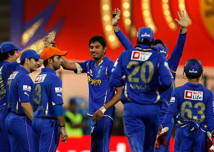 rajasthan royals start favourites against deccan chargers- India Tv