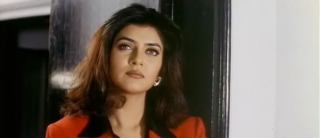 Sirf Tum – In 1999 once again Sushmita Sen rocked the silver screen with her second remarkable performance with Boney Kapoor's production venture 'Sirf Tum'. The diva once again portrayed the other woman role, but this time it was for Sanjay Kapoor. The movie became Sushmita's first toast to commercial success. 'Sirf Tum' was a remake of Ajith Kumar starrer 'Kadhal Kottai'.