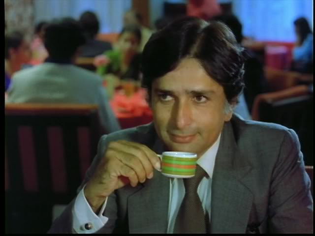 Kalyug: This movie was believed by many as the modern representation of Hindu epic, Mahabharata. Shashi Kapoor was fabulous and flawless in his acting as always.