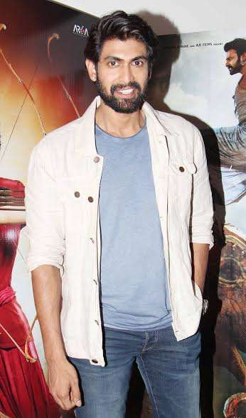 Actor Rana Daggubati also graced the poster launch event. Baahubali 2 is the second part of the highly successful franchise.