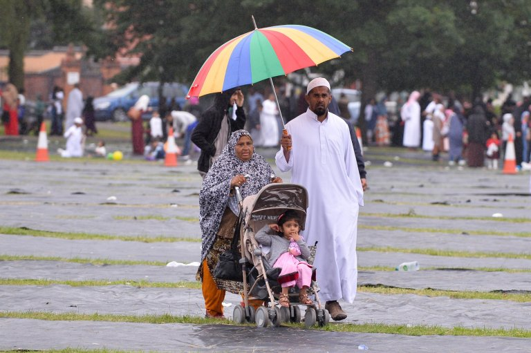 During the holy month of Ramadan, Muslims all over the country spend a month fasting from dawn until dusk.
