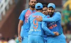 A brilliant all-round show helped India beat South Africa
