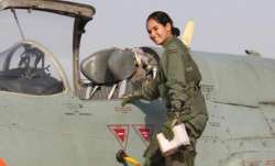 Avani Chaturvedi becomes first Indian woman to fly a