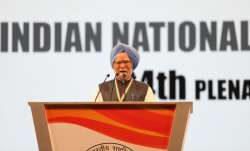 Congress Plenary Session: NDA messed up economy, mismanaged