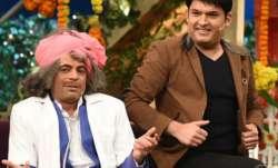 Kapil Sharma, Sunil Grover