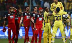 Captain MS Dhoni scored an unbeaten 70-run knock, while
