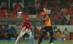 Manish Pandey scores his 11th IPL fifty vs KXIP