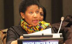 UN Under-Secretary-General and Executive Director of UN