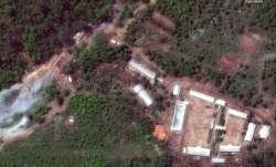 Ahead of Singapore summit, North Korea demolishes nuke test