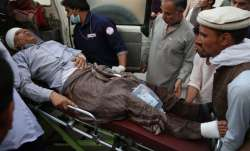 Overall civilian casualties -- 5,122 - fell three per