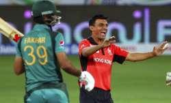 Live Cricket Score, Pakistan vs Hong Kong, 2nd Match Asia