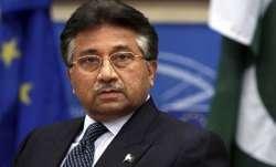 Former Pakistan President Pervez Musharraf