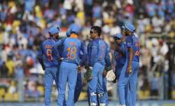Live Cricket Score, India vs West Indies, 1st ODI Live