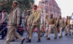 Tight security in place for Rajasthan Assembly Elections