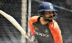 India vs Australia: Virat Kohli, MS Dhoni hit the nets as