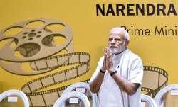 Prime Minister Narendra Modi at the inaugural ceremony of