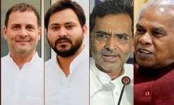 Mahagathbandhan releases candidates list in Bihar