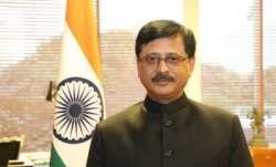 Sanjay Kumar Verma, India's new ambassador to Japan