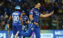 Mumbai Indians vs Delhi Capitals: McClenaghan strikes twice