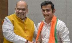 BJP fields Gautam Gambhir from East Delhi