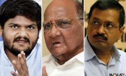Hardik Patel is not alone. There are Arvind Kejriwal,