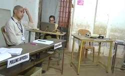 A Polling booth in Kerala