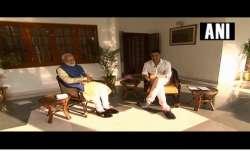 Prime Minister Narendra Modi in an non-political