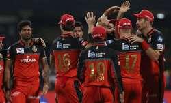 RCB vs KXIP, Live IPL Cricket Score, Match 42 Live from