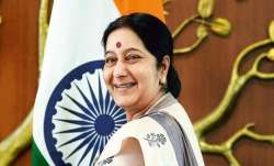 'Hum hain na': Swaraj assures to help Indian man in Saudi