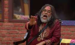 Controversial self-styled godman Swami Om