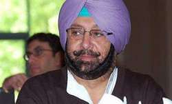 Rahul a fine leader, Cong will bounce back:Amarinder Singh