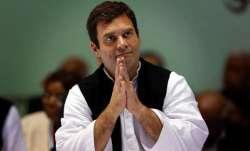 President of INC Rahul Gandhi