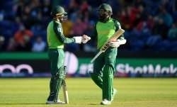 South Africa kickstarted its World Cup campaign with a