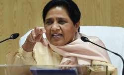 Mayawati says BSP will fight all polls alone, gets flak