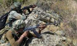 Army man killed, 4 injured in Pak firing along LoC in J&K's