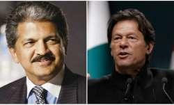 Anand Mahindra mocks Pakistan PM Imran Khan's poor