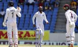 Live Cricket Score, India vs West Indies, 1st Test: India