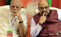 PM Narendra Modi and Union Home Minister Amit Shah